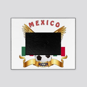 Mexico Football Design Picture Frame