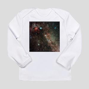 Milky Way in Cygnus - Long Sleeve Infant T-Shirt
