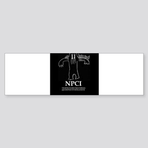 NPCI Sticker (Bumper)