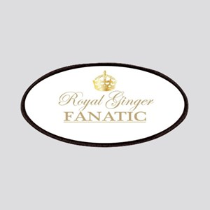 Royal Ginger Fanatic Patches