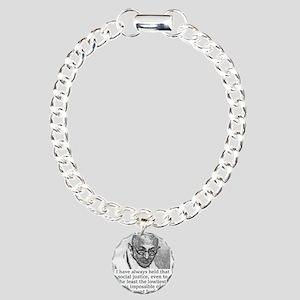 I Have Always Held - Mahatma Gandhi Bracelet