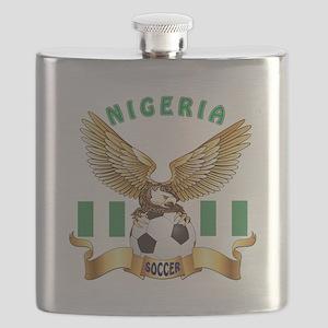 Nigeria Football Design Flask