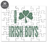 I love Irish Boys Puzzle