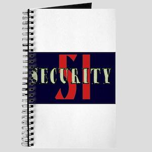 Area 51 Security Journal