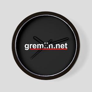 gremlin.net Wall Clock