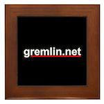 gremlin.net Framed Tile