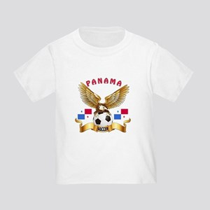 Panama Football Design Toddler T-Shirt