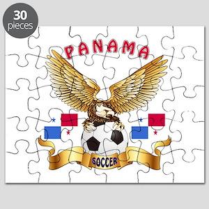 Panama Football Design Puzzle