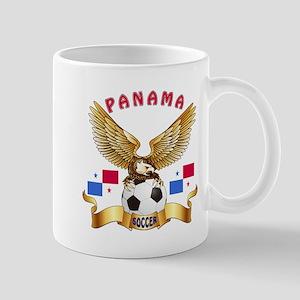 Panama Football Design Mug