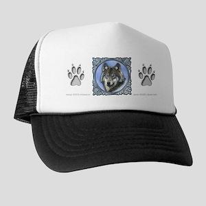 Wolf Paws Trucker Hat