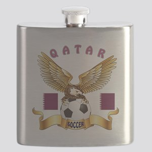 Qatar Football Design Flask