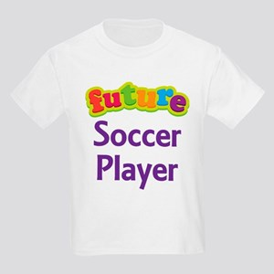 Future Soccer Player Kids Light T-Shirt
