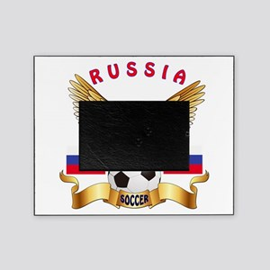 Russia Football Design Picture Frame