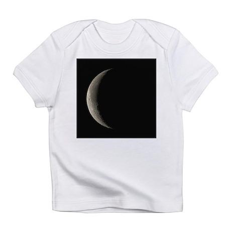 Waning crescent Moon - Infant T-Shirt