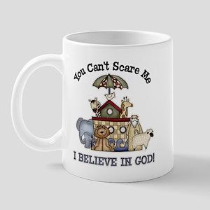 I believe in God Mug