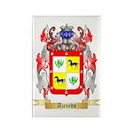 Azevedo Rectangle Magnet (100 pack)