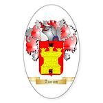 Azarian Sticker (Oval 50 pk)