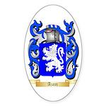 Azam Sticker (Oval 10 pk)
