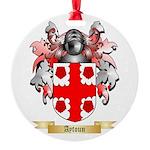 Aytoun Round Ornament