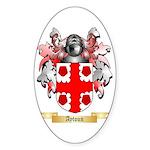 Aytoun Sticker (Oval 50 pk)