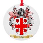 Ayton Round Ornament