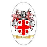 Ayton Sticker (Oval 50 pk)