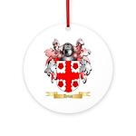 Ayton Ornament (Round)