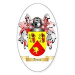 Ayson Sticker (Oval 50 pk)