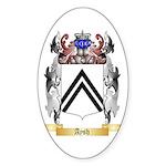 Aysh Sticker (Oval)