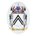 Aysh Ornament (Oval)