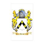 Ayris Sticker (Rectangle 50 pk)