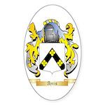 Ayris Sticker (Oval)