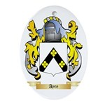 Ayre Ornament (Oval)