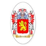 Aynauld Sticker (Oval)