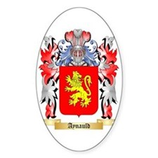 Aynauld Sticker (Oval)