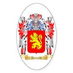 Aynauld Sticker (Oval 10 pk)