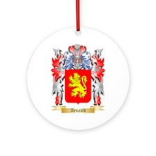 Aynauld Ornament (Round)