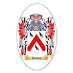 Aylwin Sticker (Oval 50 pk)