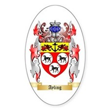 Ayling Sticker (Oval)