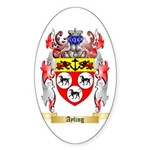 Ayling Sticker (Oval 10 pk)