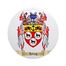 Ayling Ornament (Round)