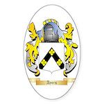 Ayers Sticker (Oval)