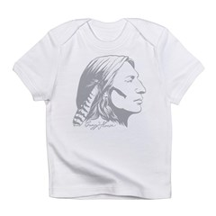Crazy Horse Infant T-Shirt