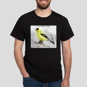 Iowa State Bird Dark T-Shirt