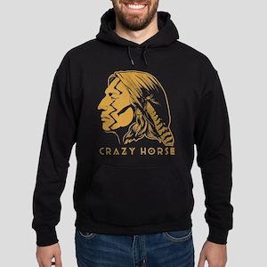 Crazy Horse Hoodie (dark)