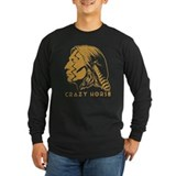 Native american Long Sleeve Dark T-Shirts