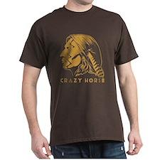 Crazy Horse Dark T-Shirt