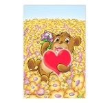 "Bailey's ""heart"" Postcards (Package of 8"