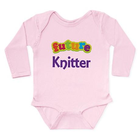 Future Knitter Long Sleeve Infant Bodysuit