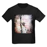 Statue of Liberty Kids Dark T-Shirt